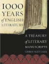 1000 Years of English Literature: A Treasury Of Literary Manuscripts - Chris Fletcher
