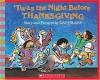 'Twas the Night Before Thanksgiving (Bookshelf) by Pilkey, Dav (2004) Paperback - Dav Pilkey