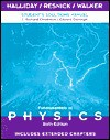 Student Solutions Manual to Accompany Fundamentals of Physics 6th Edition, Includes Extended Chapters - David Halliday, Robert Resnick, Jearl Walker