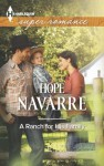 A Ranch for His Family (Harlequin Superromance) - Hope Navarre