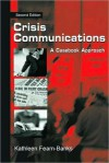 Crisis Communications 2nd Ed PR - Kathleen Fearn-Banks
