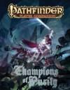 Pathfinder Player Companion: Champions of Purity - Jessica Blomstrom, Adam Daigle, Shaun Hocking, Daniel Marthaler, Tork Shaw, Christina Stiles