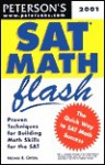 Peterson's 2001 Sat Math Flash (Sat Math Flash, 2001) - Michael R. Crystal