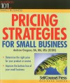 Pricing Strategies for Small Business - Andrew Gregson
