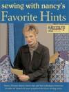 Sewing with Nancy's Favorite Hints - Nancy Zieman