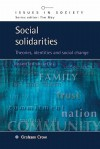 Social Solidarities - Graham Crow