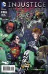 Injustice: Gods Among Us, Year Two #5 - Tom Taylor, Jheremy Raapack, Bruno Redondo, Julien Hugonnard-Bert