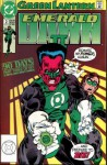 Green Lantern: Emerald Dawn II #3 - Keith Giffen, M. D. Bright