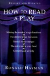 How to Read a Play - Ronald Hayman