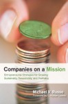 Companies on a Mission - L. Hunter Lovins, Michael V. Russo