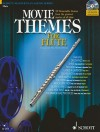 Movie Themes for Flute: 12 Memorable Themes from the Greatest Movies of All Time [With CD (Audio)] - Max Charles Davies, Hal Leonard Publishing Company