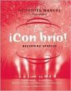 Activities Manual to Accompany Con Brio! - María Concepción Lucas Murillo, Laila M. Dawson