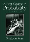 A First Course in Probability [With Disk] - Sheldon M. Ross