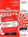 New English File Elementary Matura Workbook + CD-ROM - Clive Oxenden, Christina Latham Koenig, Paul Seligson