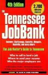 Tennessee Jobbank, (5th Ed.) - Adams Media