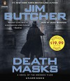 Death Masks (Dresden Files) - James Marsters, Jim Butcher