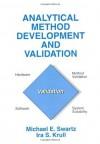 Analytical Method Development and Validation - Michael Swartz