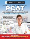 PCAT Pharmacy College Admission Test - Learning Express LLC
