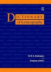 Dictionary of Lexicography - Gregory James