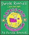 Purple Ronnie's Little Star Signs: Capricorn - Giles Andreae