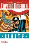 Captain America: White #1 (of 5) - Jeph Loeb, Tim Sale