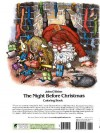 The Night Before Christmas Coloring Book - Clement Clarke Moore, John O''Brien