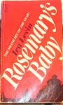 Rosemary's Baby (Dell 7509) A Thriller - Ira Levin