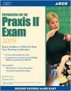 Prep for PRAXIS: PRAXIS II, 17th ed (Praxis II Exam) - Arco, Arco Publishing, Norman Levy