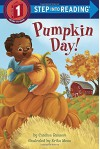 Pumpkin Day! (Step into Reading) - Candice Ransom, Erika Meza
