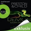 Demon: Sumpf der Toten (Pendergast 15) - Douglas Preston, Lincoln Child, Detlef Bierstedt, Argon Verlag