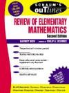 Schaum's Outline of Review of Elementary Mathematics - Barnett Rich, Philip Schmidt