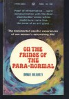 On The Fringe Of The Para-Normal - Bonnie Golightly
