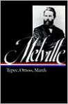 Typee/Omoo/Mardi (Library of America #1) - Herman Melville, G. Thomas Tanselle