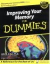 Improving Your Memory For Dummies - John B. Arden