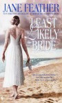 The Least Likely Bride (Bride, #3) - Jane Feather