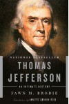 Thomas Jefferson: An Intimate History - Fawn M. Brodie, Annette Gordon-Reed