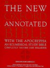 The New Oxford Annotated Bible with the Apocrypha, New Revised Standard Version - Anonymous