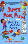 Just For Fun Game Book - Penny Warner