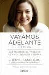 Vayamos adelante (Spanish Edition) - Sheryl Sandberg