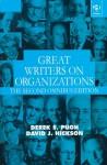 Great Writers on Organizations - Derek S. Pugh, David J. Hickson