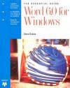 The Essential Guide, Word 6.0 for Windows - Joel Murach