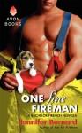 One Fine Fireman: A Bachelor Firemen Novella - Jennifer Bernard