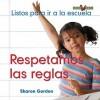 Respetamos las Reglas - Sharon Gordon