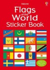 Flags of the World Sticker Book - Lisa Miles, Guy Smith