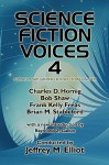 Science Fiction Voices #4: Interviews with Modern Science Fiction Masters - Jeffrey M. Elliot, Frank Kelly Freas, Brian M. Stableford