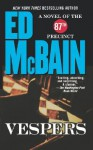Vespers (87th Precinct, #42) - Ed McBain