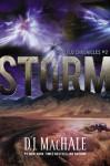 Storm (Sylo Chronicles, #2) - D.J. MacHale