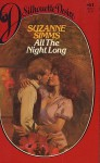 All The Night Long - Suzanne Simms