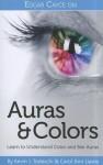 Auras & Colors - Kevin J. Todeschi, Carol Ann Liaros