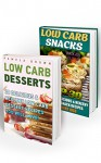 Low Carb Diet BOX SET 2 IN 1: 60 Amazing Low Carb Recipes You Will Absolutely Love!: How To Lose Weight Fast, How to lose weight without starving, how ... diet for dummies, low carb high fat diet) - Imogen Burns, Pamela Brown